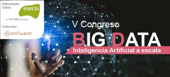 V Congreso BIG DATA: Inteligencia Artificial a escala