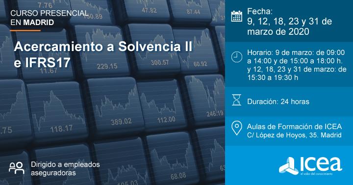 Acercamiento a Solvencia II e IFRS17