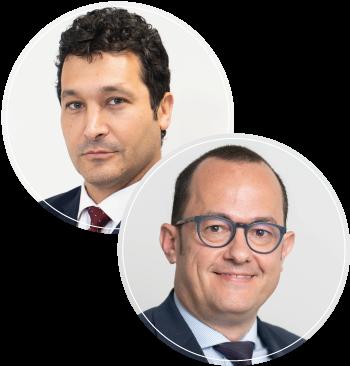 Jorge Díaz y Raúl Fernández
